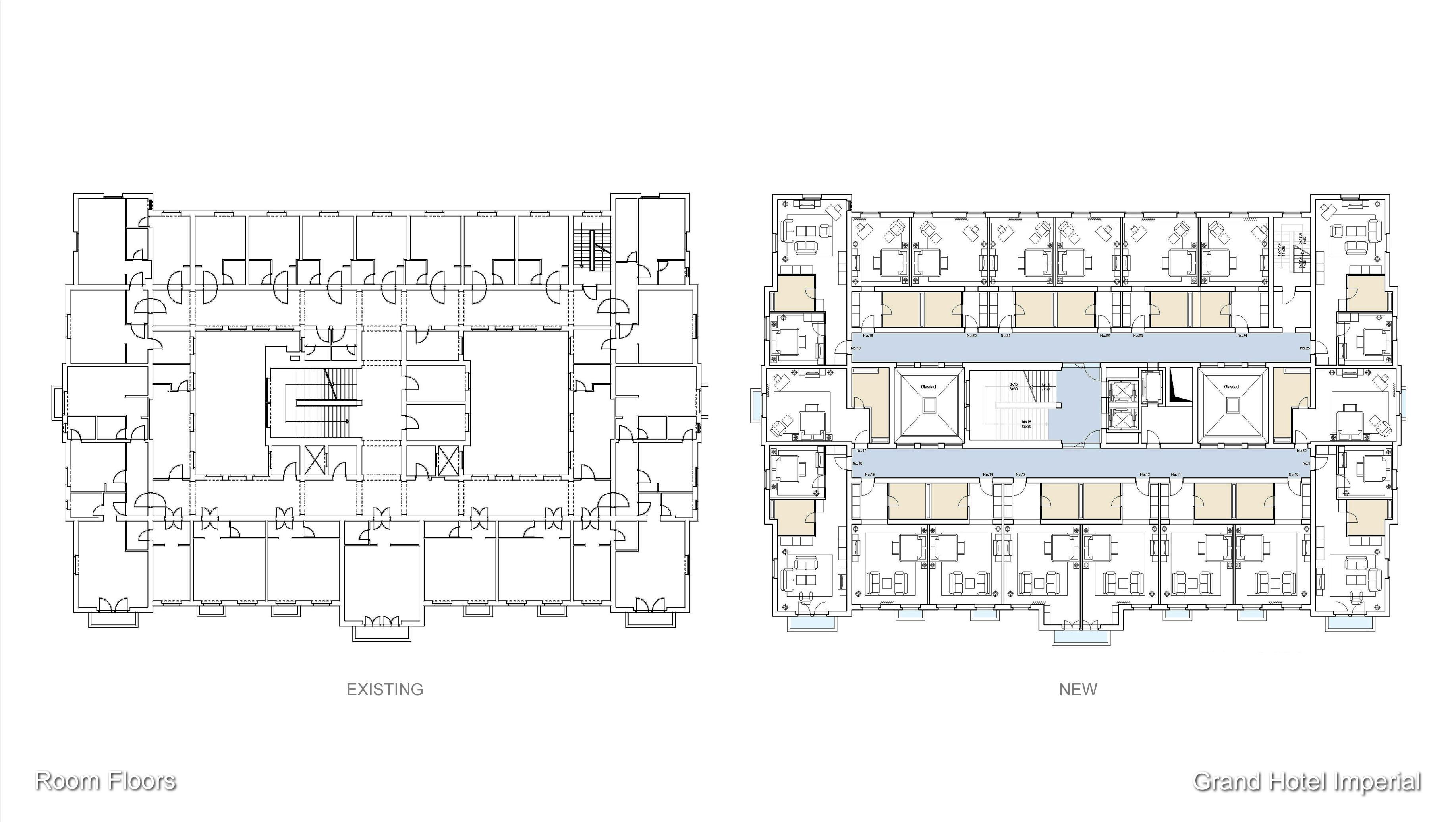11_Hotel Imperial Room Floors