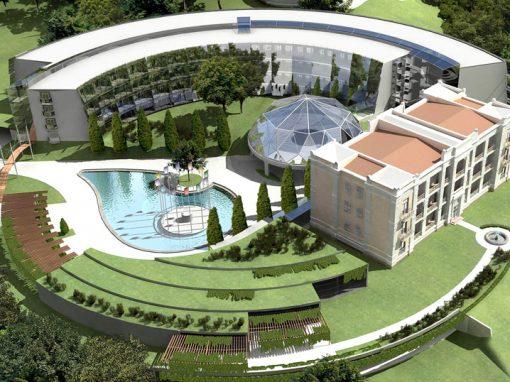 Hotel Crystal Palace Rogaska – Slovenia