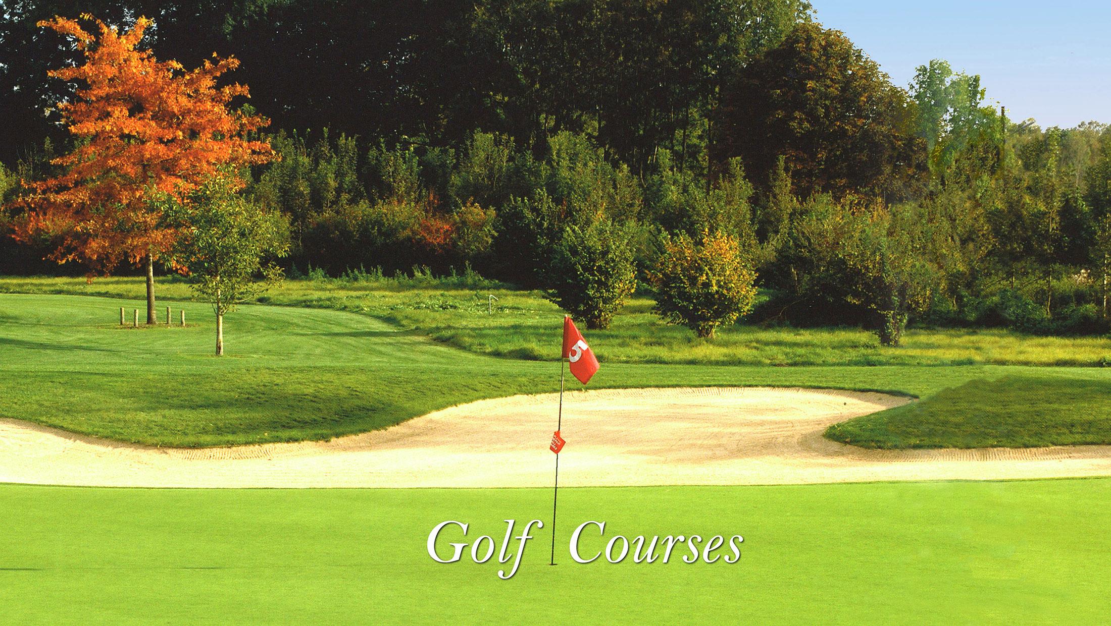 1_Titel Golf Courses