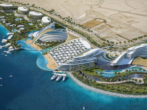 Dubai Healthcare City Waterfront