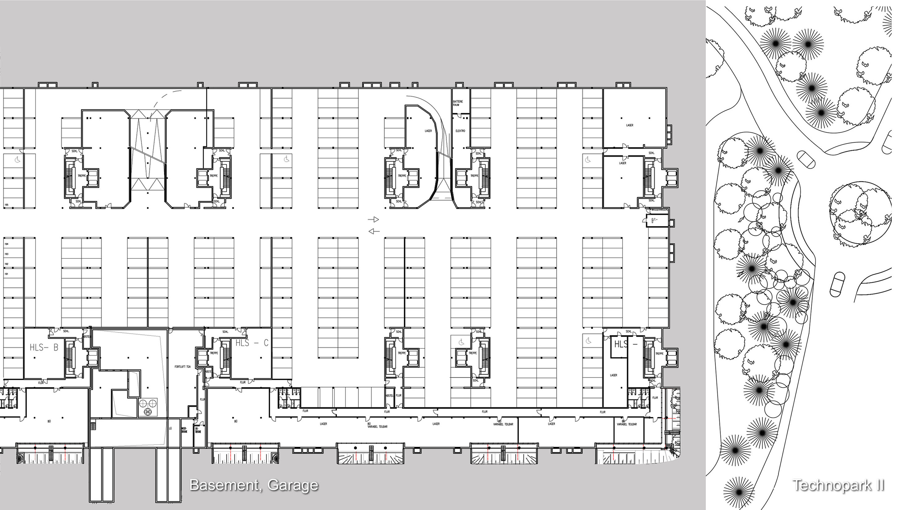 8_Technopark II Basement