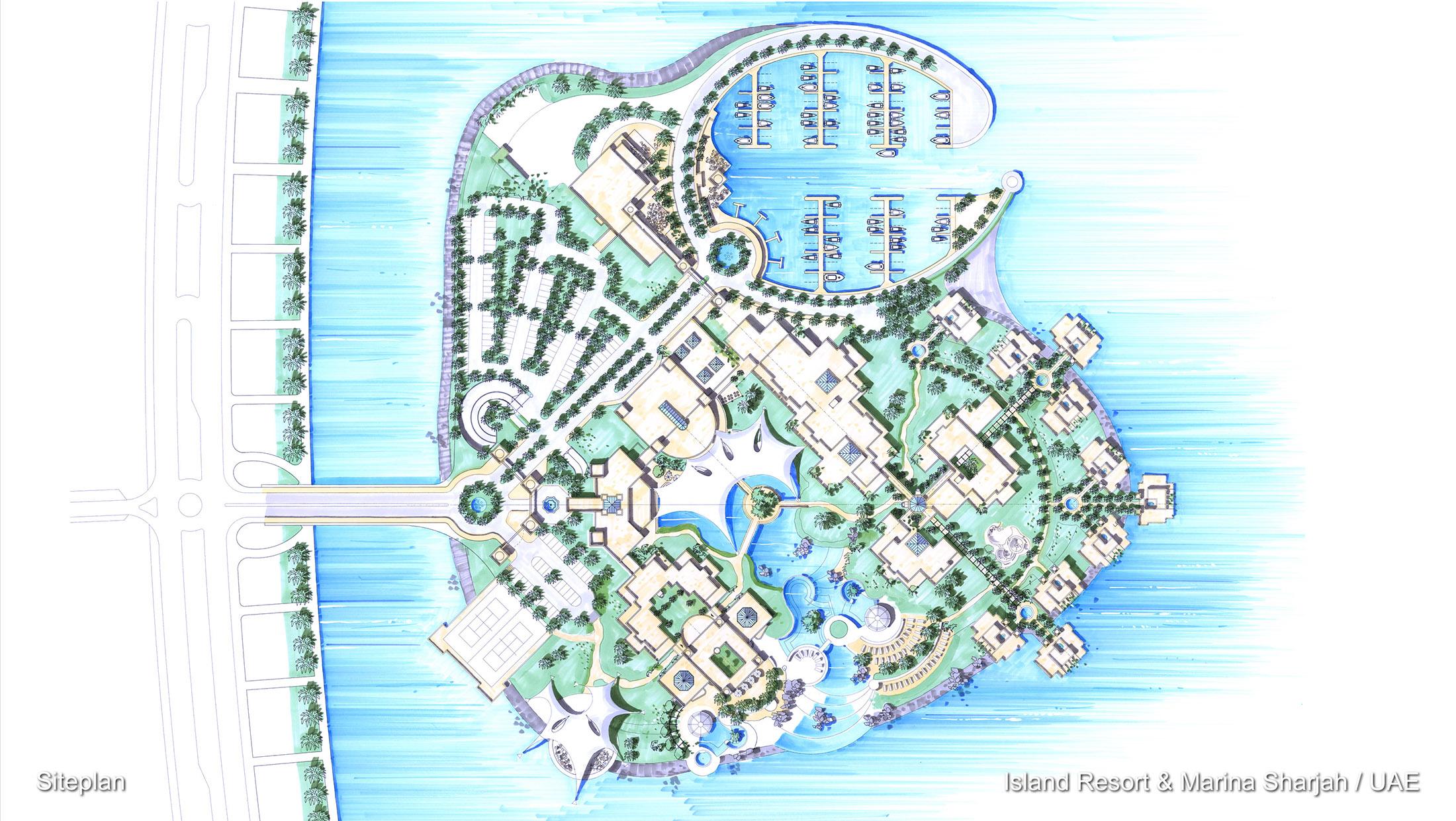 18_Island Resort Sharjah