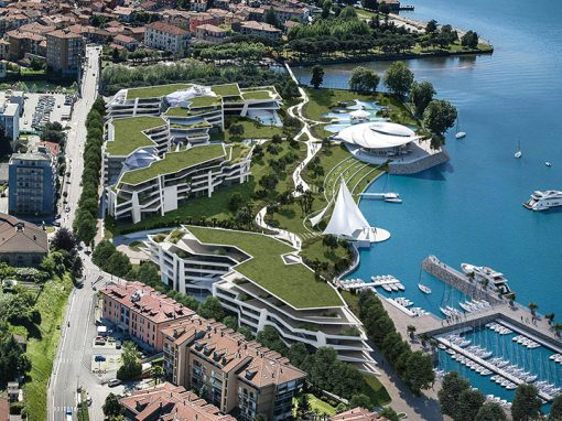Resort & Marina Lido di Luino – Italy